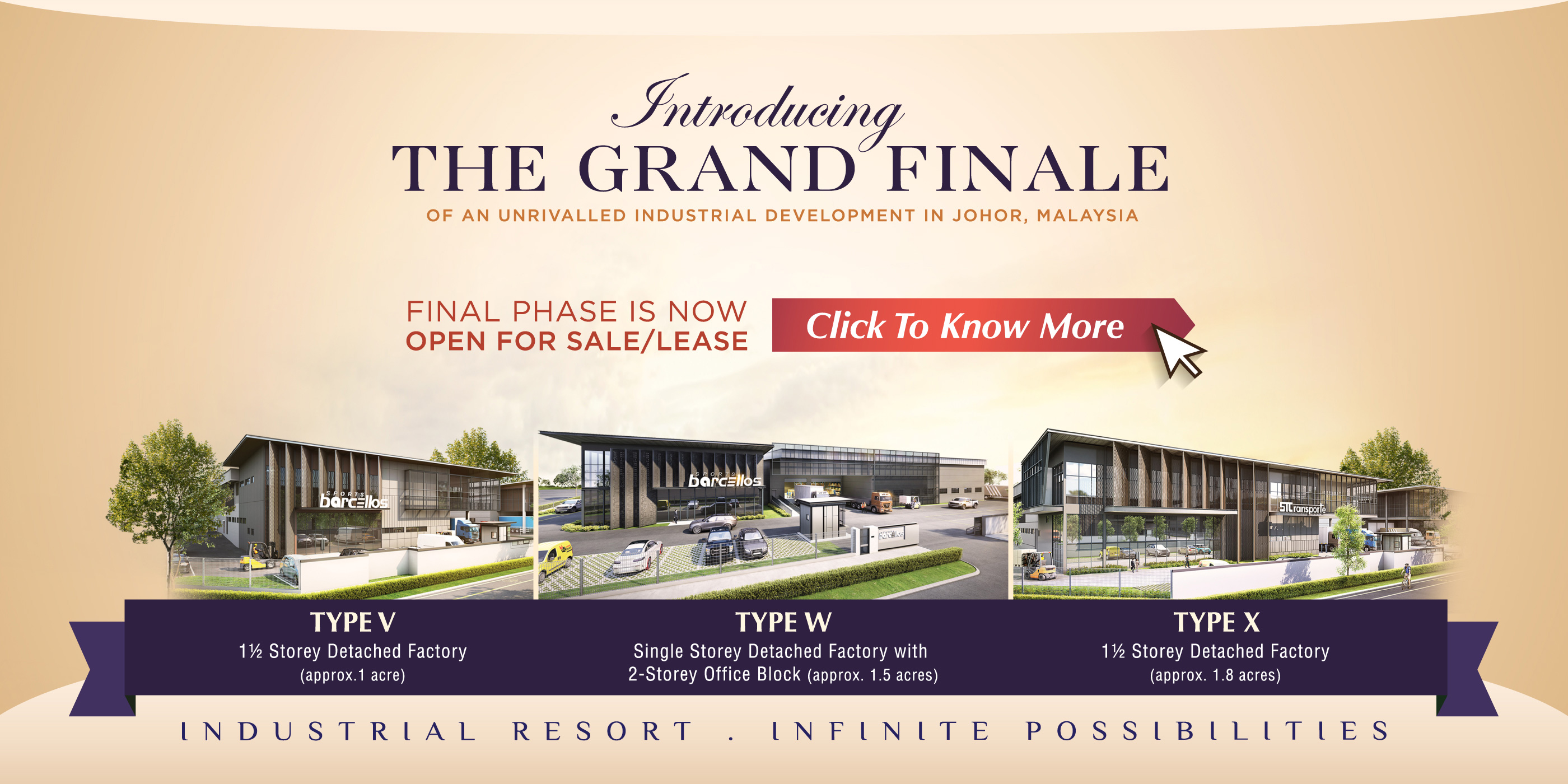 Introducing The Grand Finale