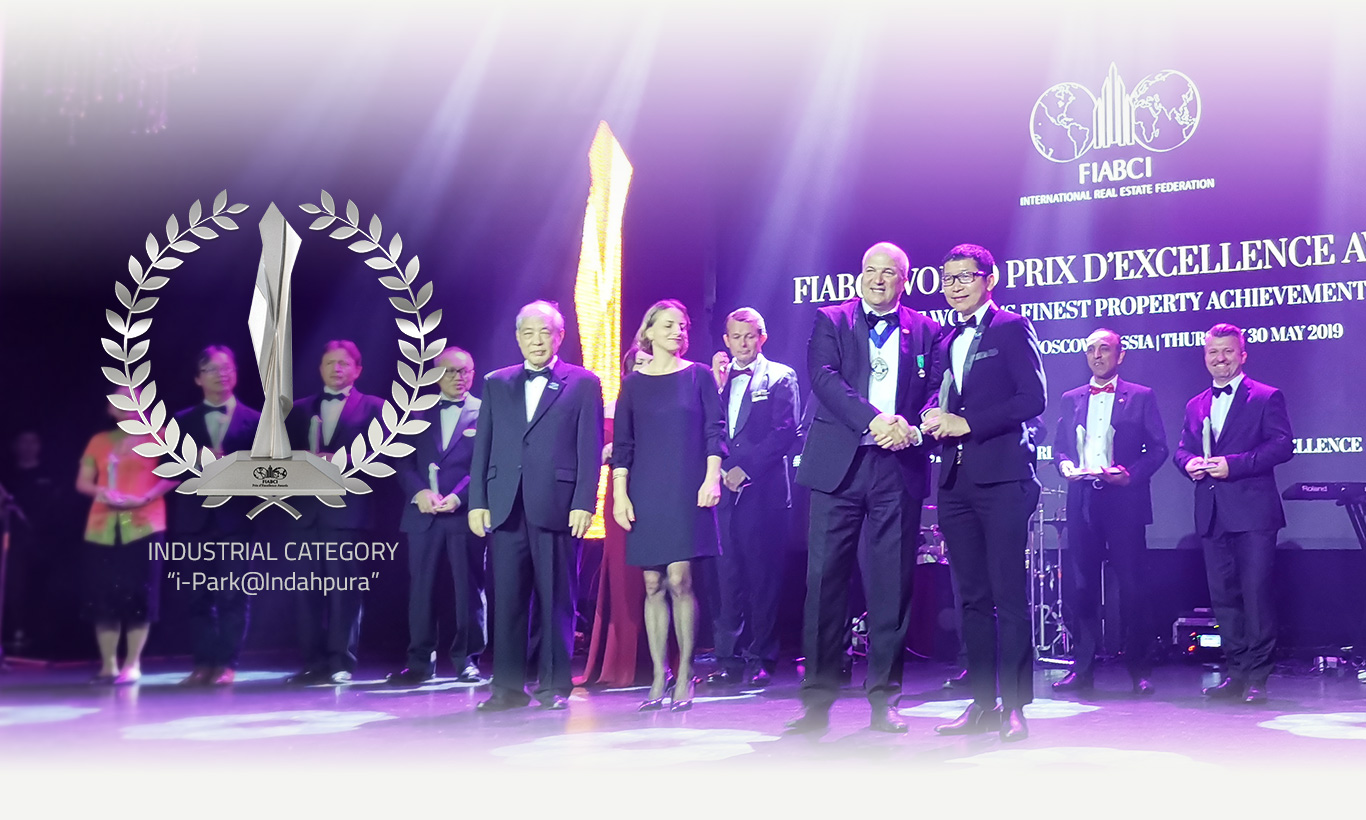2019 FIABCI WORLD PRIX D'EXCELLENCE AWARDS