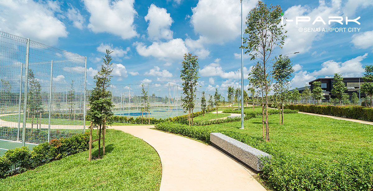 i-Park @ Senai Airport City Recreational Park
