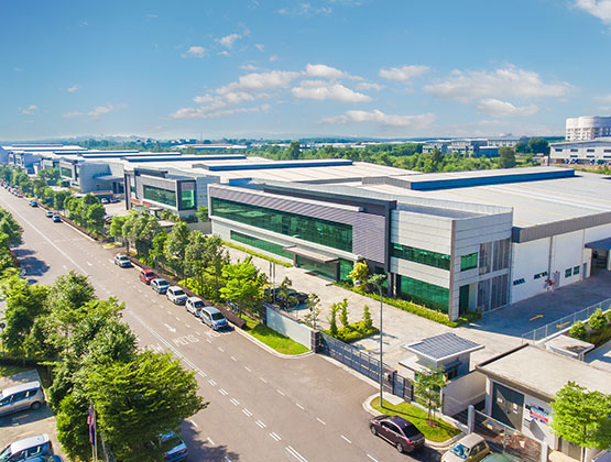 Leading the way in world-class managed industrial park