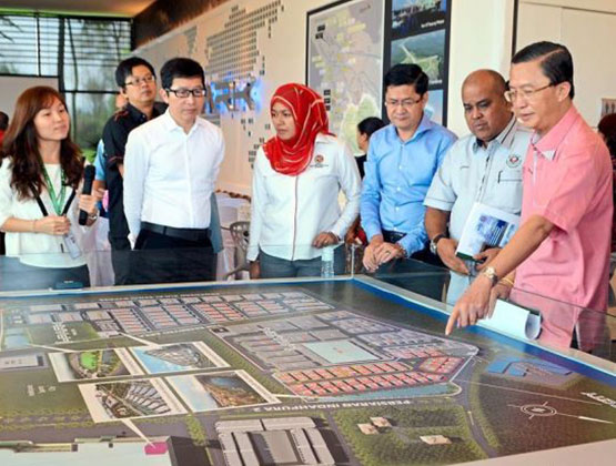 KULAI: New-look industrial parks