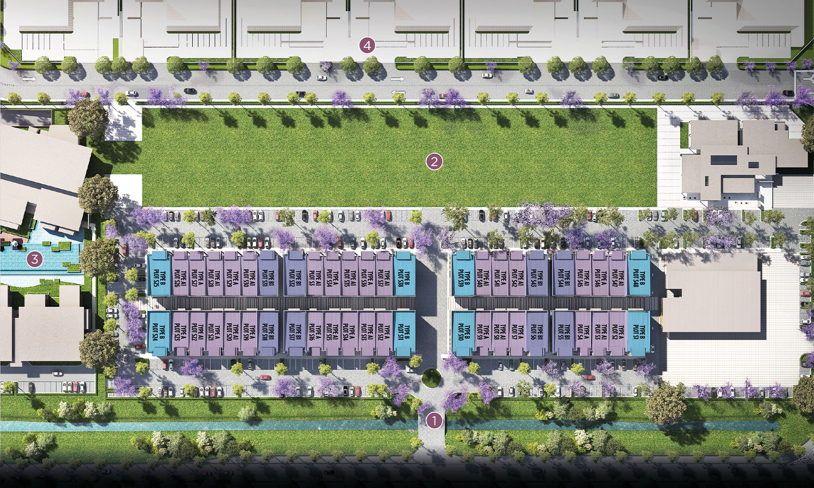 The Jacaranda Master Plan